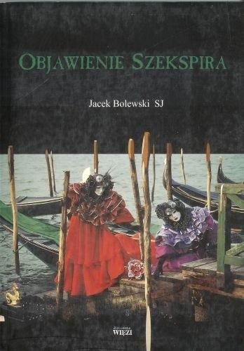 Okładka książki Objawienie Szekspira