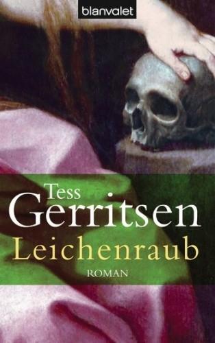 Okładka książki Leichenraub
