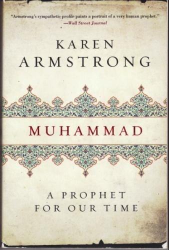 Okładka książki Muhammad: A Prophet for Our Time