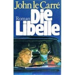 Okładka książki Die Libelle