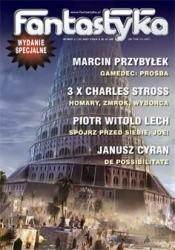 Okładka książki Fantastyka wydanie specjalne 2 (15)/2007