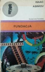 Okładka książki Fundacja