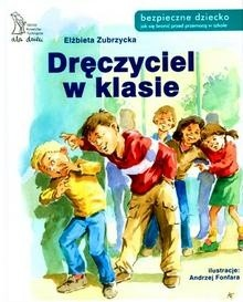 Okładka książki Dręczyciel w klasie