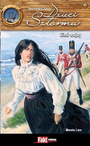 Okładka książki Cień wojny