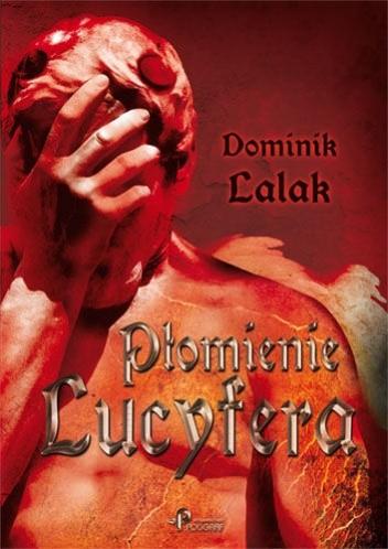 Okładka książki Płomienie Lucyfera