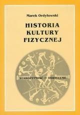 Okładka książki Historia kultury fizycznej. Starożytność - Oświecenie