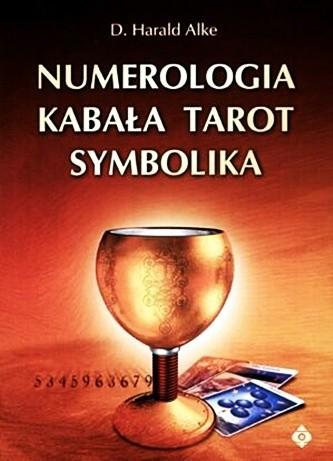 Okładka książki Numerologia, kabała, tarot, symbolika