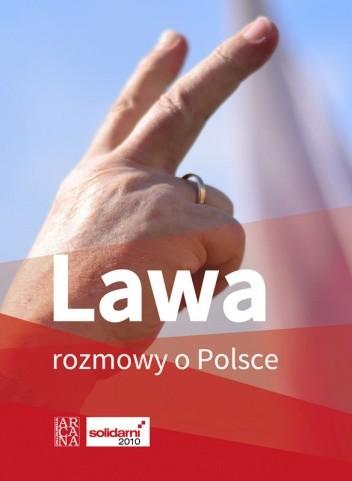 Okładka książki LAWA. Rozmowy o Polsce
