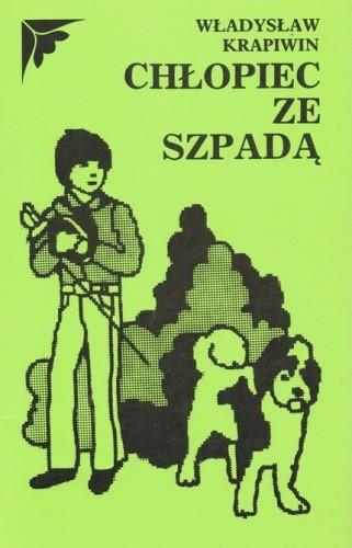 Okładka książki Chłopiec ze szpadą