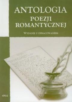 Okładka książki Antologia poezji romantycznej