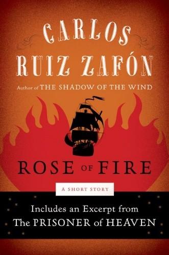Okładka książki The Rose of Fire