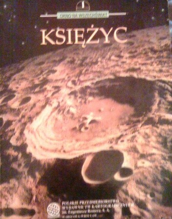 Okładka książki Księżyc