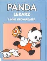 Okładka książki Panda lekarz i inne opowiadania