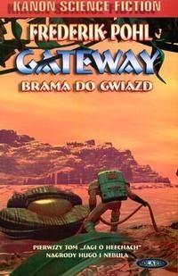 Okładka książki Gateway. Brama do gwiazd