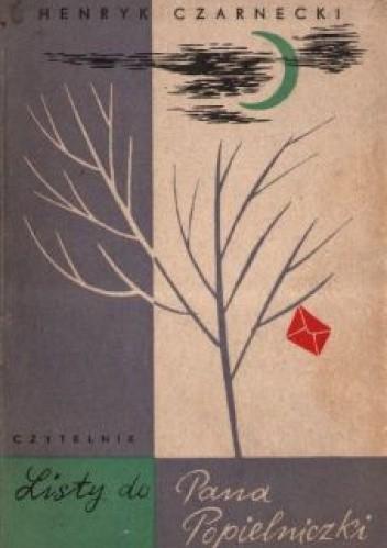 Okładka książki Listy do Pana Popielniczki
