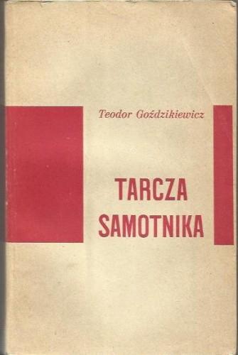 Okładka książki Tarcza samotnika