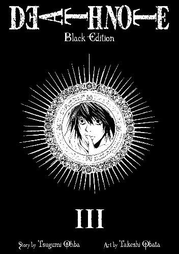 Okładka książki Death Note III