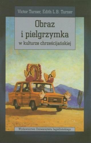 Okładka książki Obraz i pielgrzymka w kulturze chrześcijańskiej