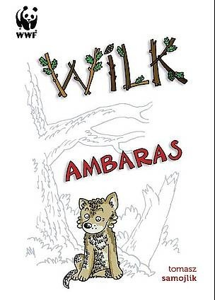 Okładka książki Wilk Ambaras