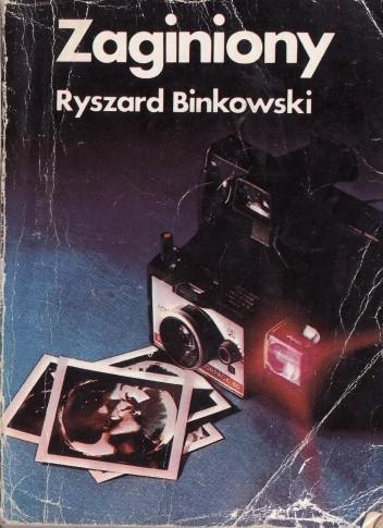 Okładka książki Zaginiony