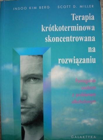 Okładka książki Terapia krótkoterminowa skoncentrowana na rozwiązaniu