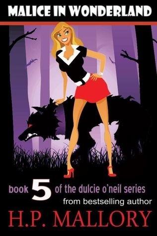Okładka książki Malice in Wonderland