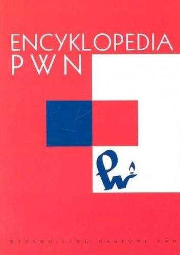 Okładka książki Encyklopedia PWN