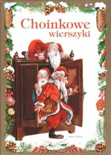 Okładka książki Choinkowe wierszyki
