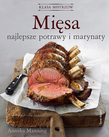 Okładka książki Mięsa - najlepsze potrawy i marynaty