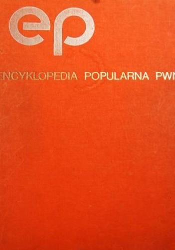 Okładka książki Encyklopedia Popularna PWN