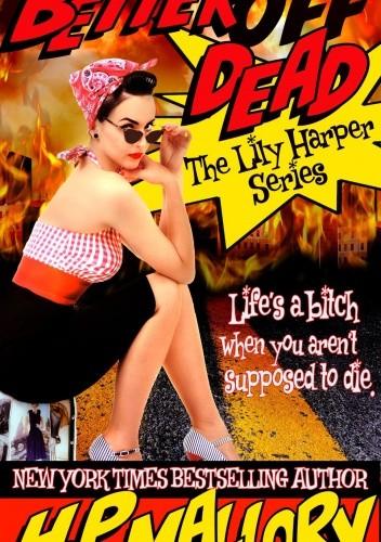 Okładka książki Better Off Dead