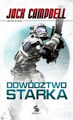 Okładka książki Dowództwo Starka