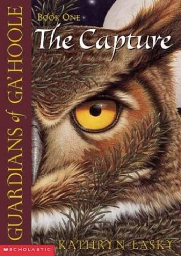 Okładka książki The Capture