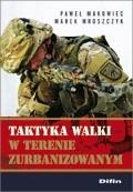 Okładka książki Taktyka walki w terenie zurbanizowanym