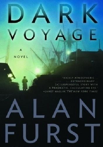 Okładka książki Dark Voyage