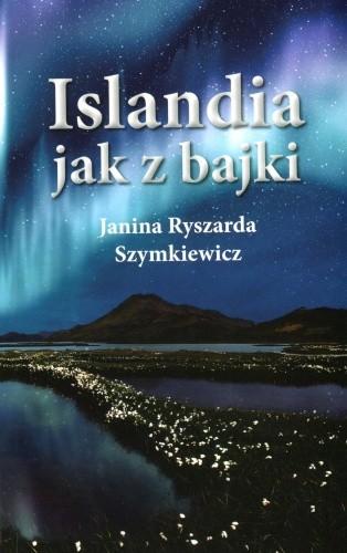 Okładka książki Islandia jak z bajki
