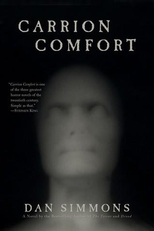 Okładka książki Carrion Comfort
