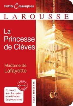 Okładka książki La Princesse de Clèves