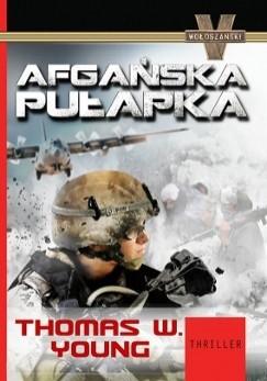 Okładka książki Afgańska pułapka