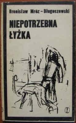 Okładka książki Niepotrzebna łyżka