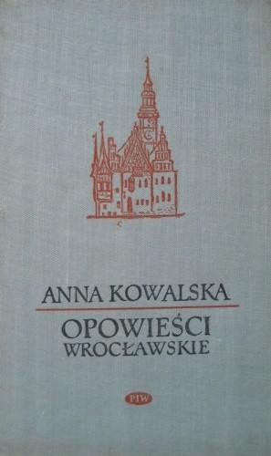 Okładka książki Opowieści wrocławskie