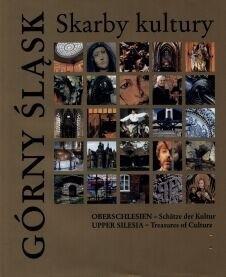 Okładka książki Górny Śląsk. Skarby kultury