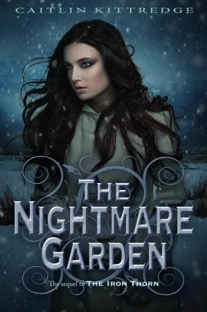 Okładka książki The Nightmare Garden