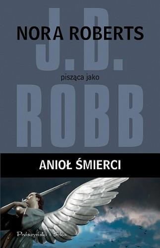 Okładka książki Anioł śmierci