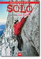 Okładka książki SOLO. Solista Ueli Steck