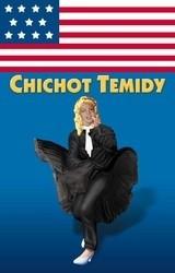 Okładka książki Chichot Temidy
