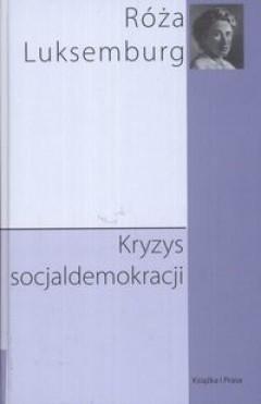 Okładka książki Kryzys socjaldemokracji