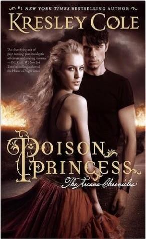 Okładka książki Poison Princess