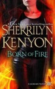 Okładka książki Born of Fire