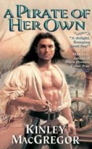 Okładka książki A Pirate of Her Own